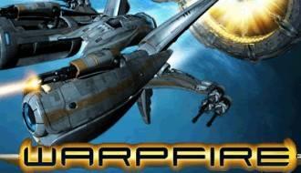 Warpfire logo