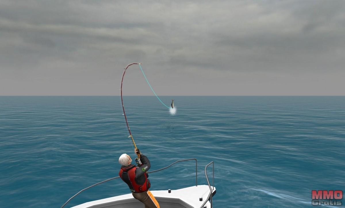 Imagenes de World of Fishing
