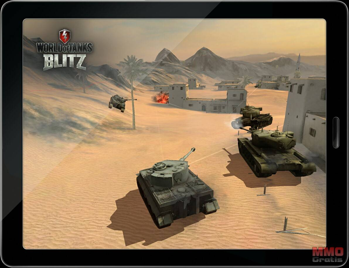 Imagenes de World of Tanks Blitz