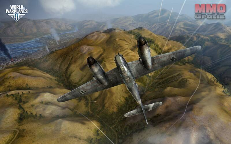 Imagenes de World of Warplanes