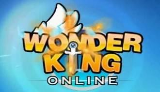 WonderKing Online logo