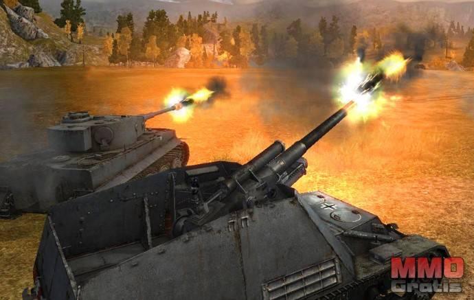 Imagenes de World of Tanks