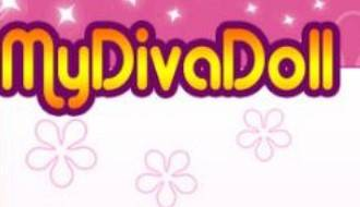My diva doll logo